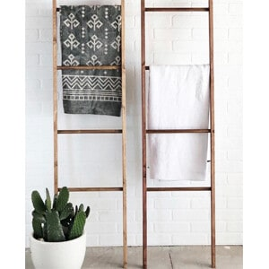 Modern Blanket Ladder