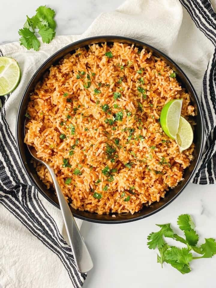 The Best Mexican Rice You'll Ever Eat