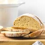 Gluten Free Artisan Bread Loaf
