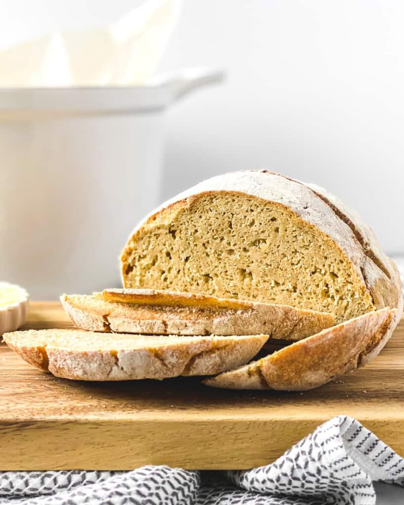 Gluten Free Artisan Loaf