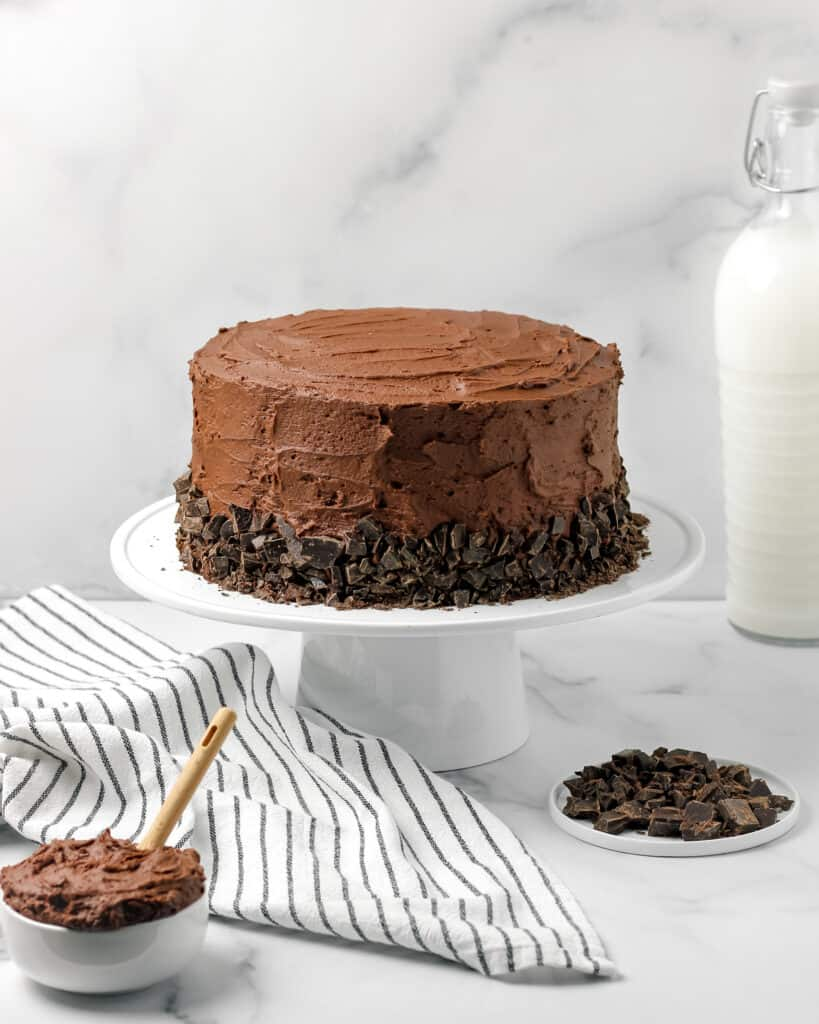 The Best Gluten Free Ultimate Chocolate Cake
