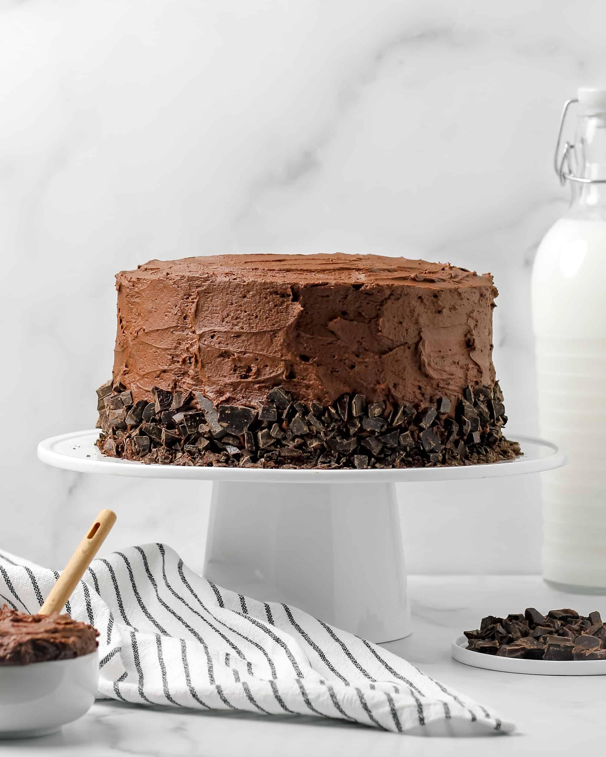 The Best Gluten Free Ultimate Chocolate Cake