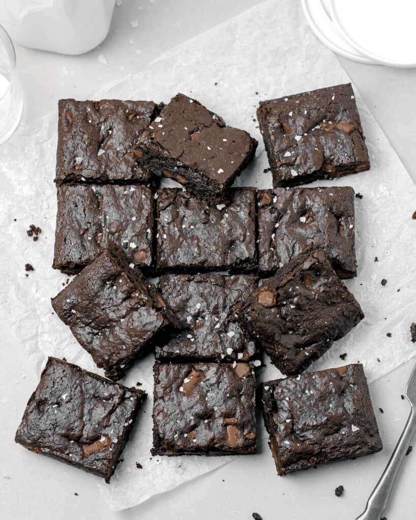 The Best Gluten Free Vegan Allergy Friendly Brownies