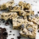 Gluten Free Oreo Rice Krispie Treats